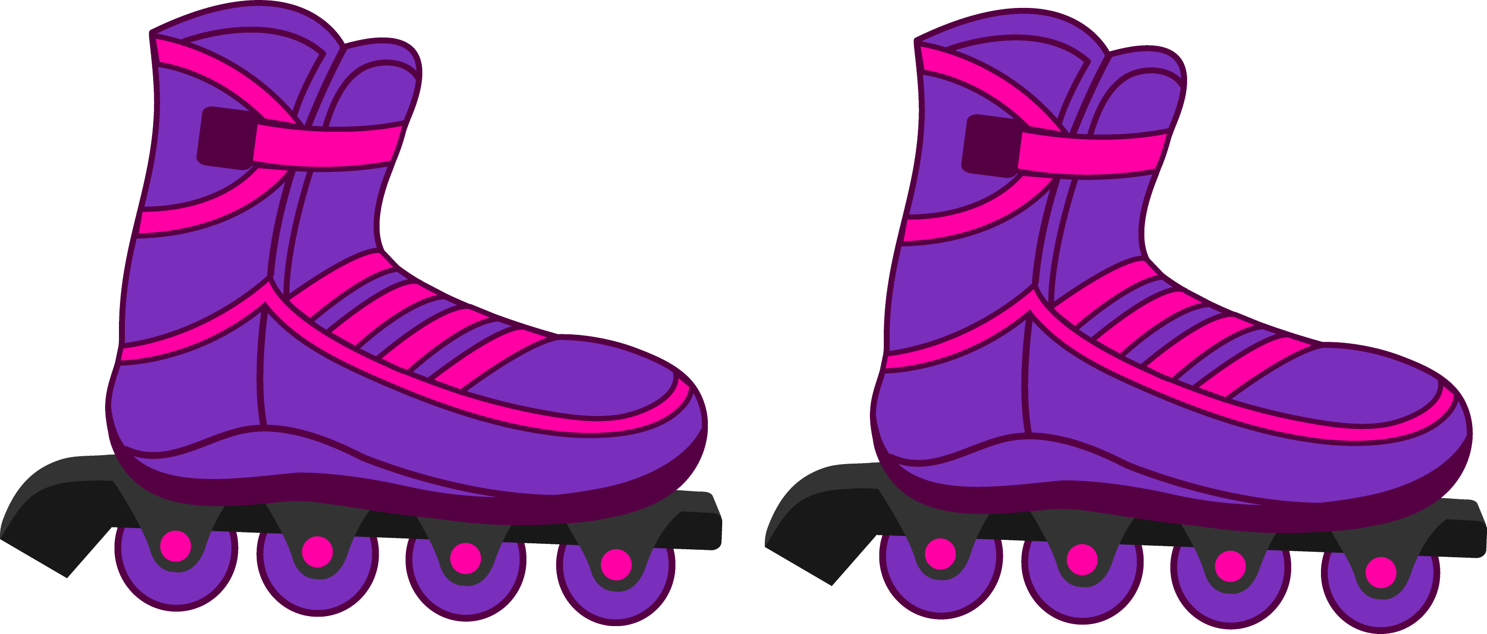 ... roller skates clipart 80 s roller skates clipart please enable