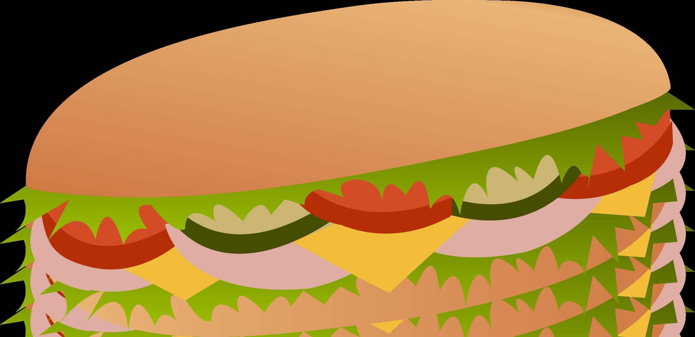 sub sandwich clip art free clip art rh sweetclipart com Cartoon Sub Sandwich sub sandwich clip art images
