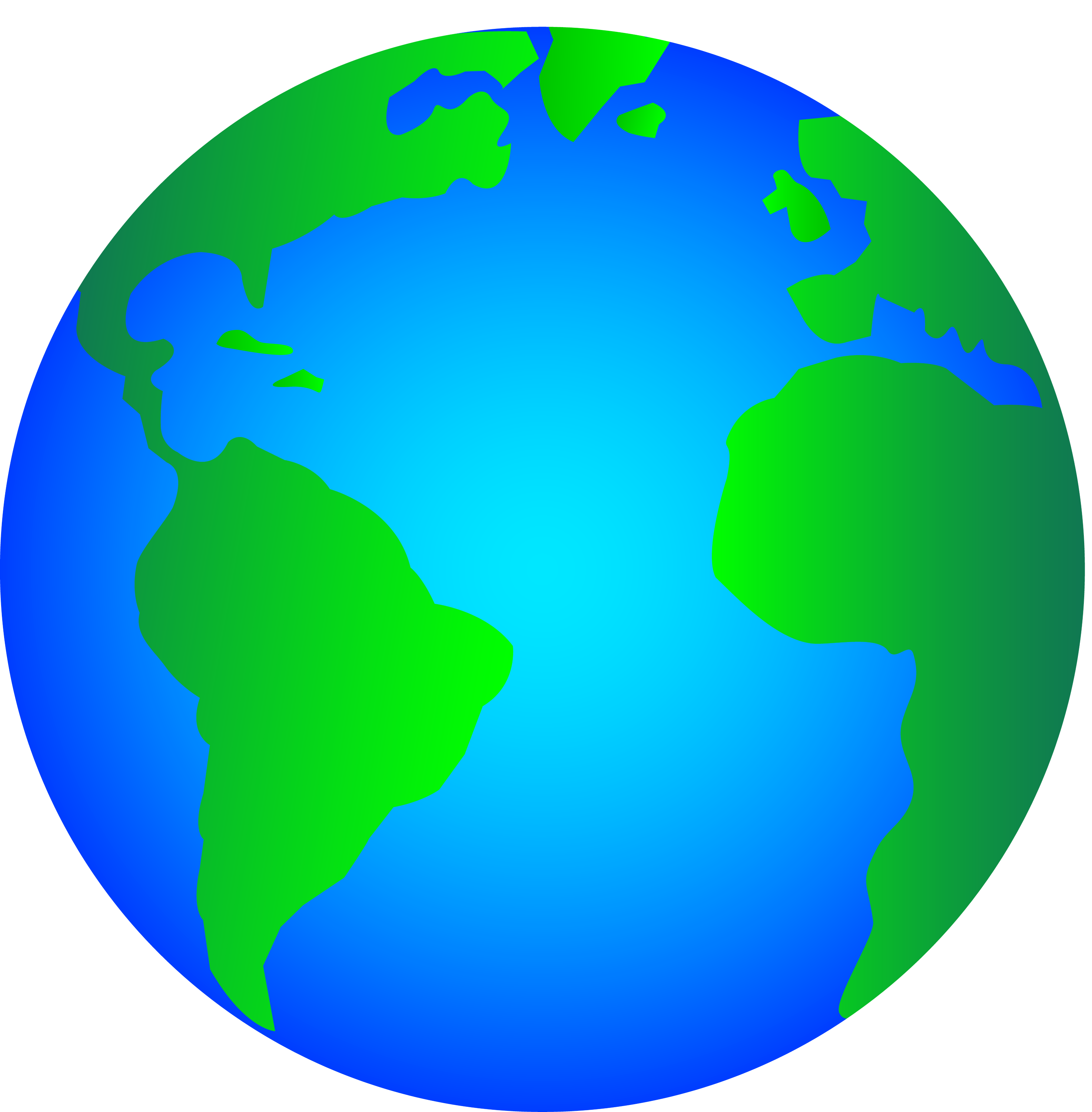 Planet Earth Shiny Logo - Free Clip Art: sweetclipart.com/planet-earth-shiny-logo-404