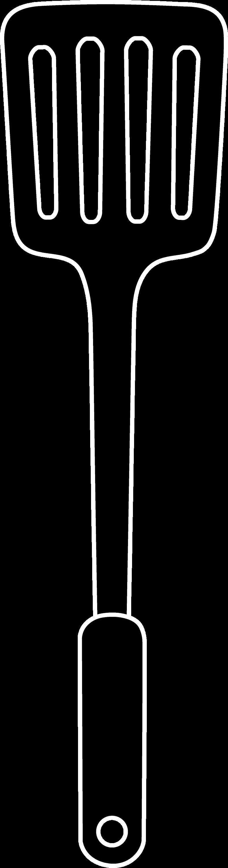Spatula Clip Art