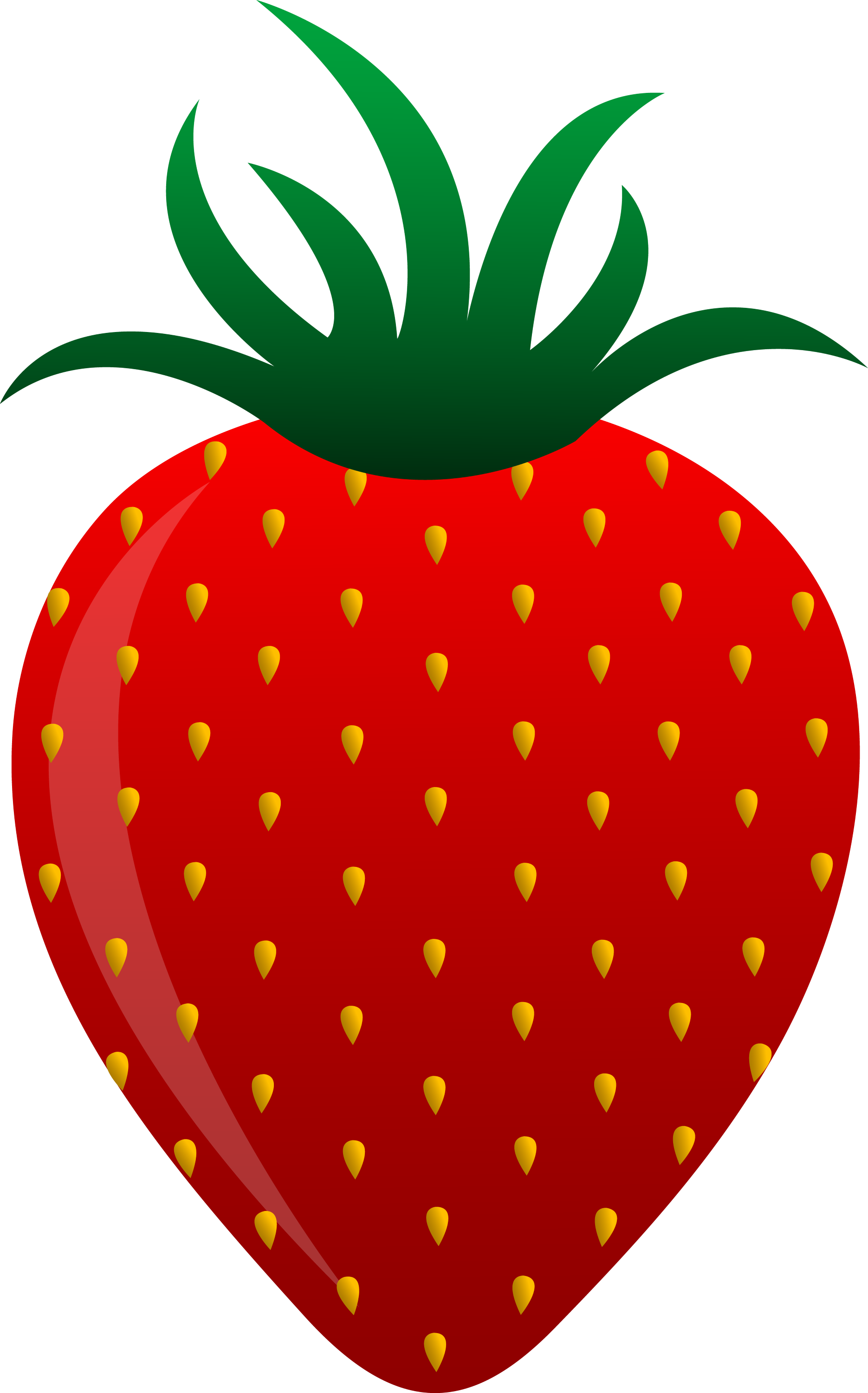 strawberry clip art pictures - photo #12