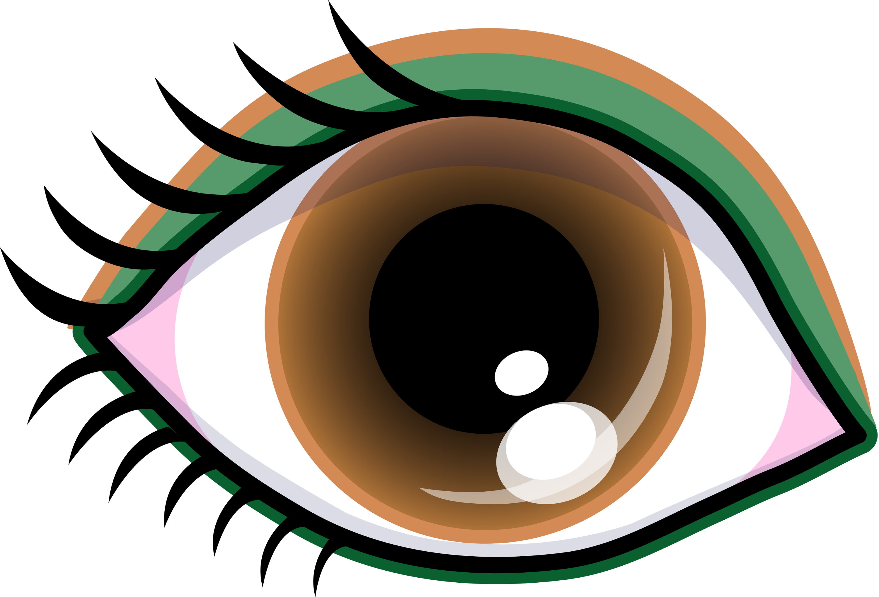 free clipart images eyes - photo #41