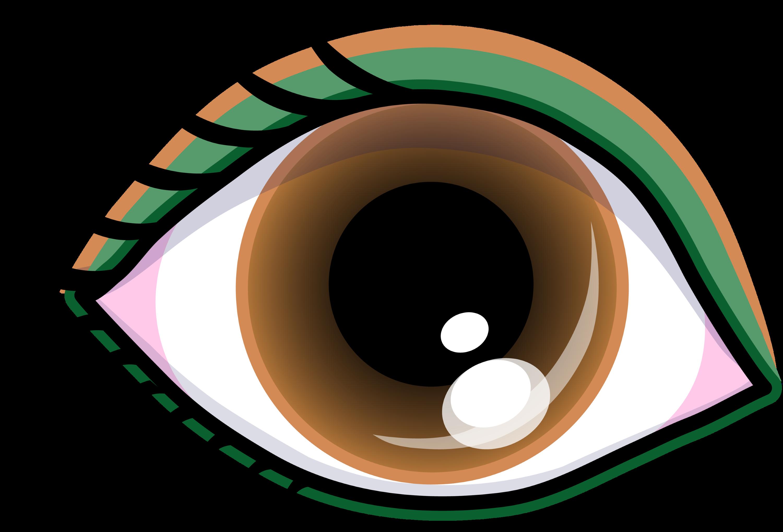pretty brown eye with shadow free clip art brown eyes clipart brown eyed girl clipart