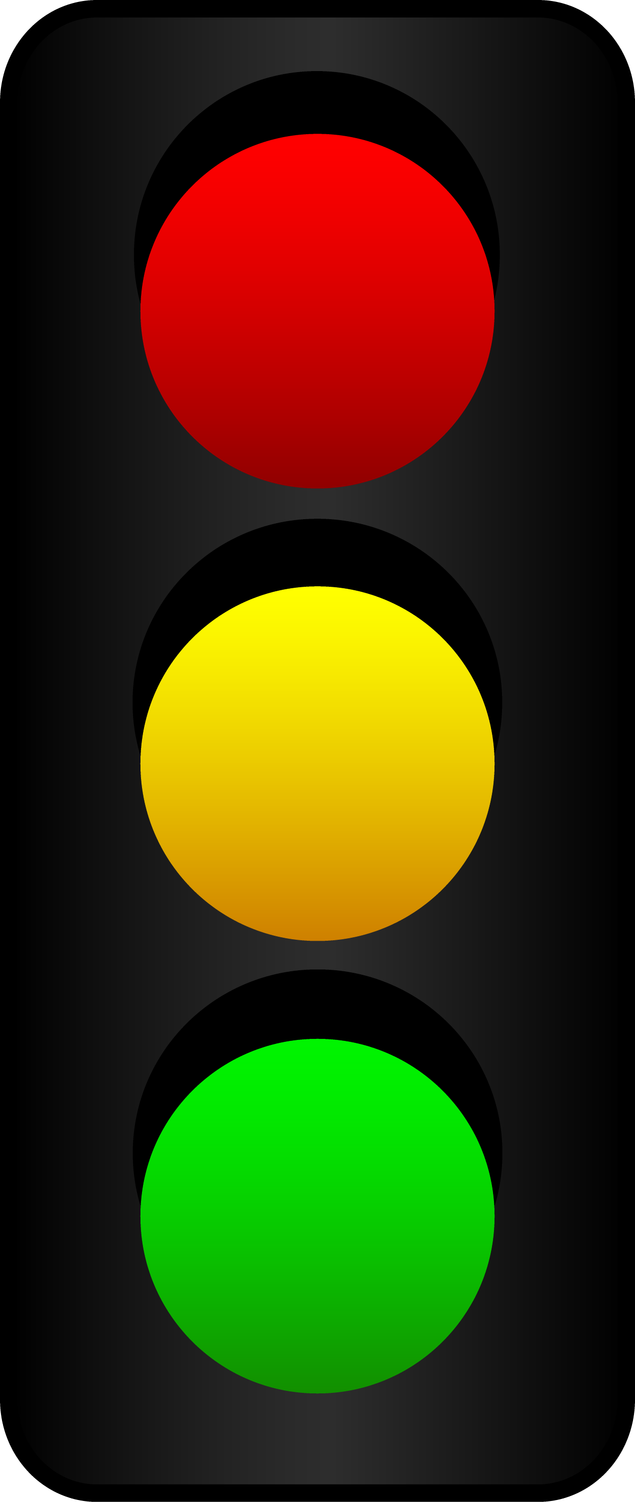Traffic Light Design  Free Clip Art