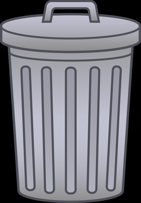 trash can clip art free clip art rh sweetclipart com cartoon trash can clipart trash can clipart png