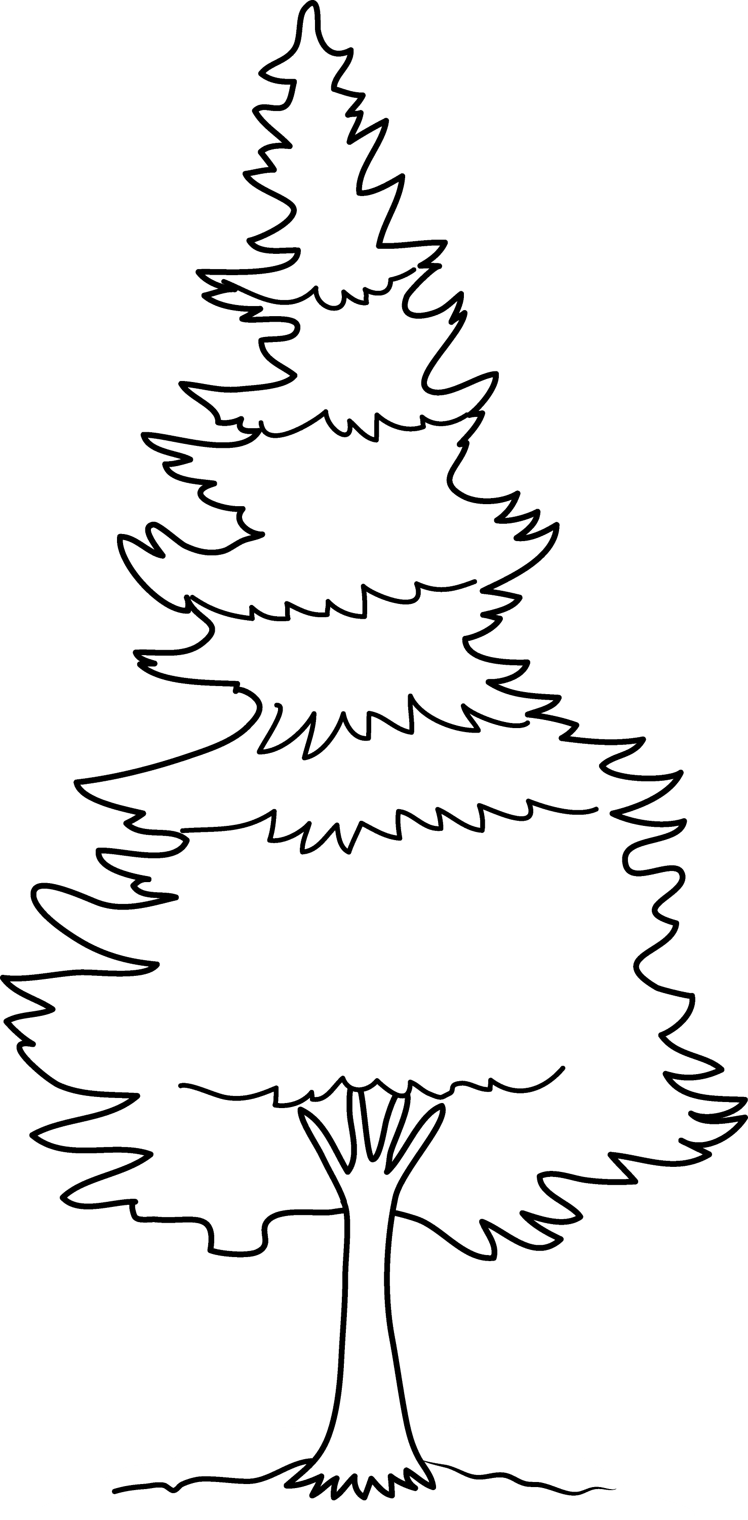 pine tree clip art black and white Quotes