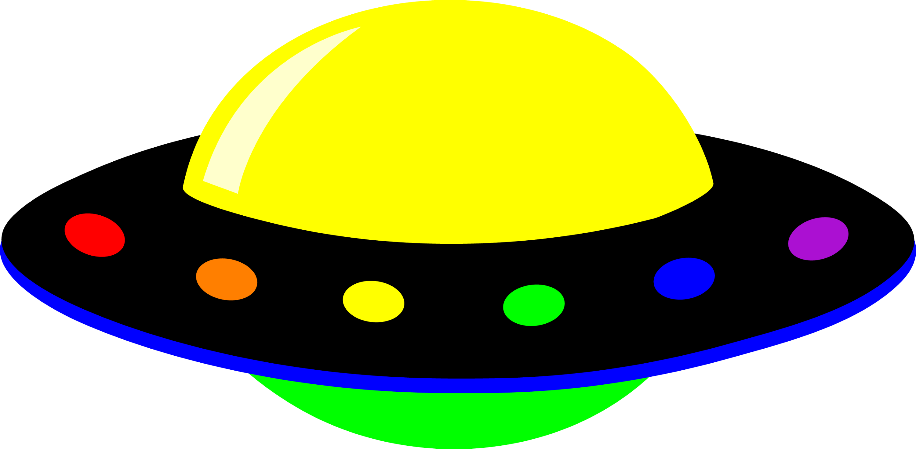 ufo clipart images - photo #32