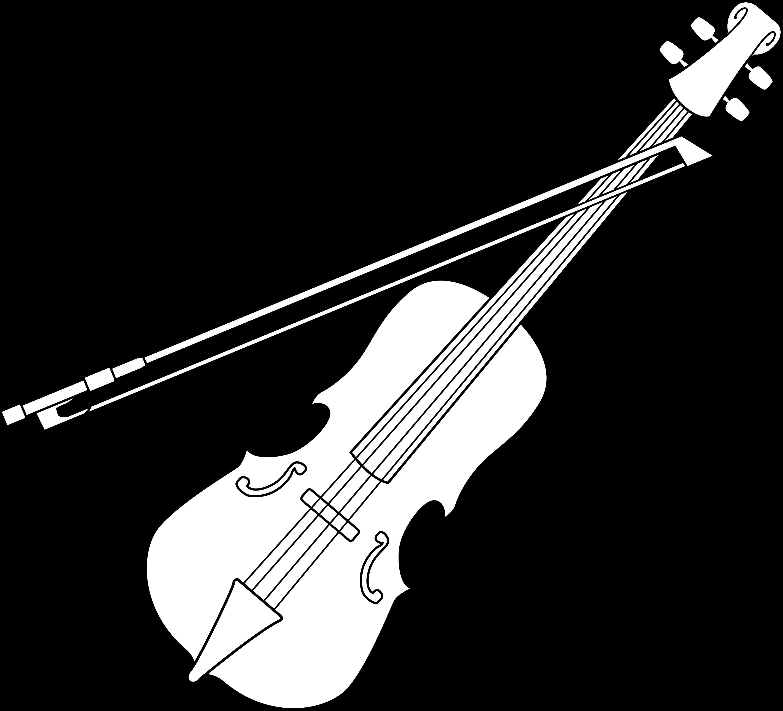 Colorable Violin Design