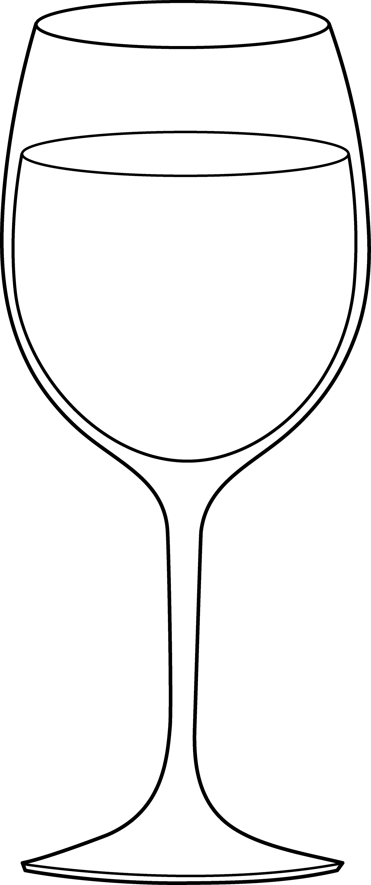 wine glass line art free clip art Cartoon Tennis Racket Clip Art Cartoon Tennis Racket Clip Art