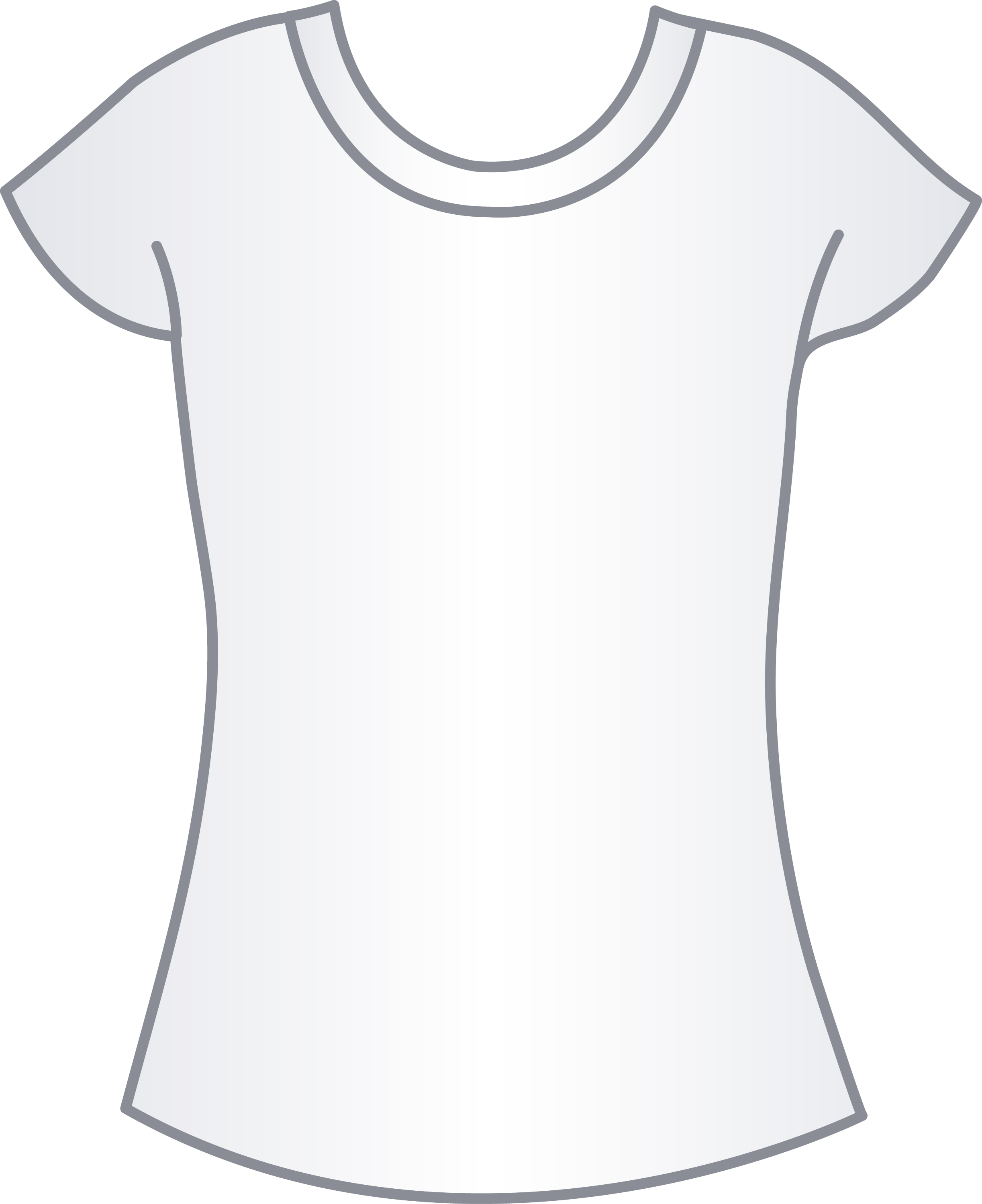 womens white t shirt template free clip art rh sweetclipart com free clip art t-shirt outline
