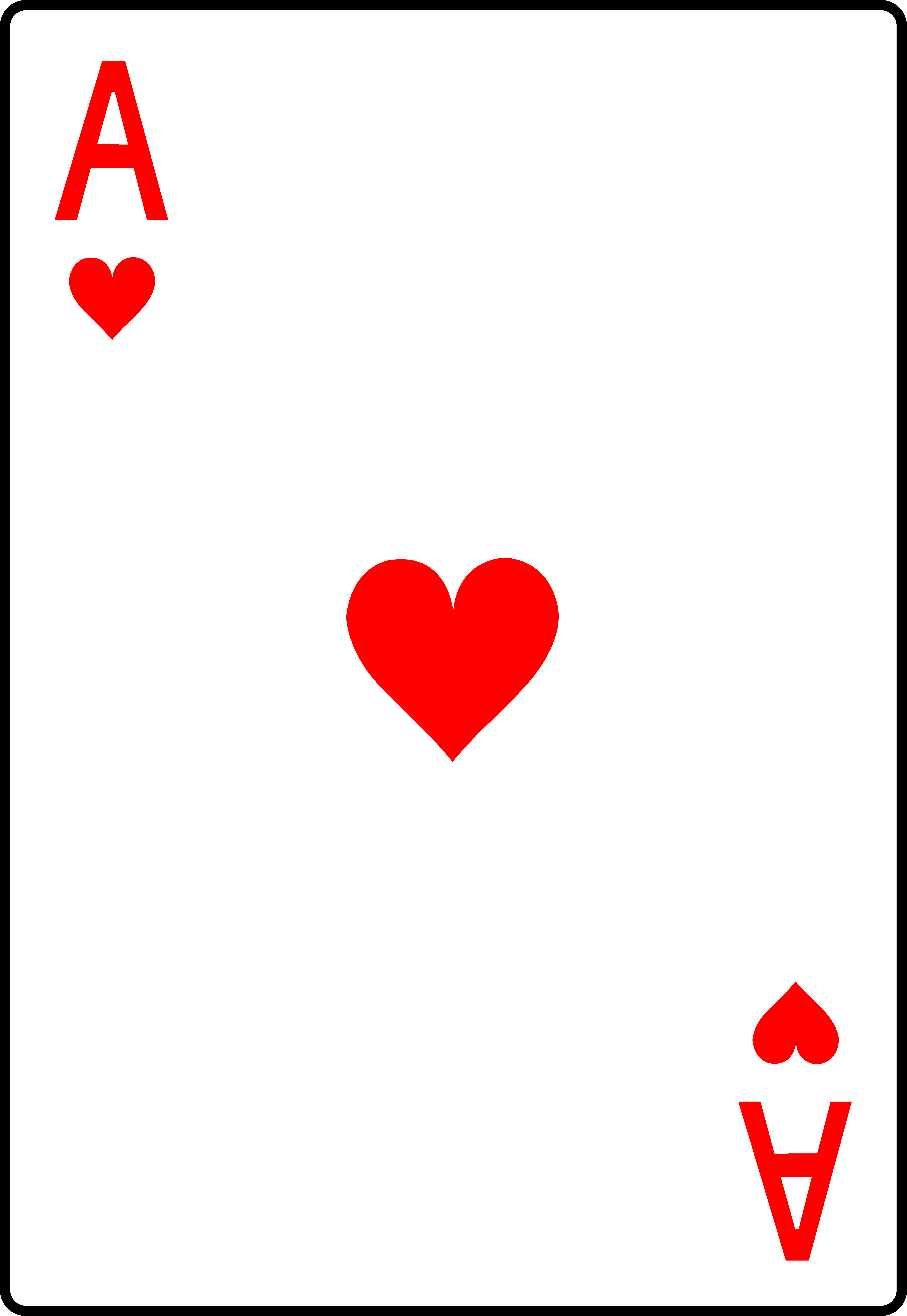 Ace of hearts clip art sweet clip art ace of hearts clip art biocorpaavc Image collections