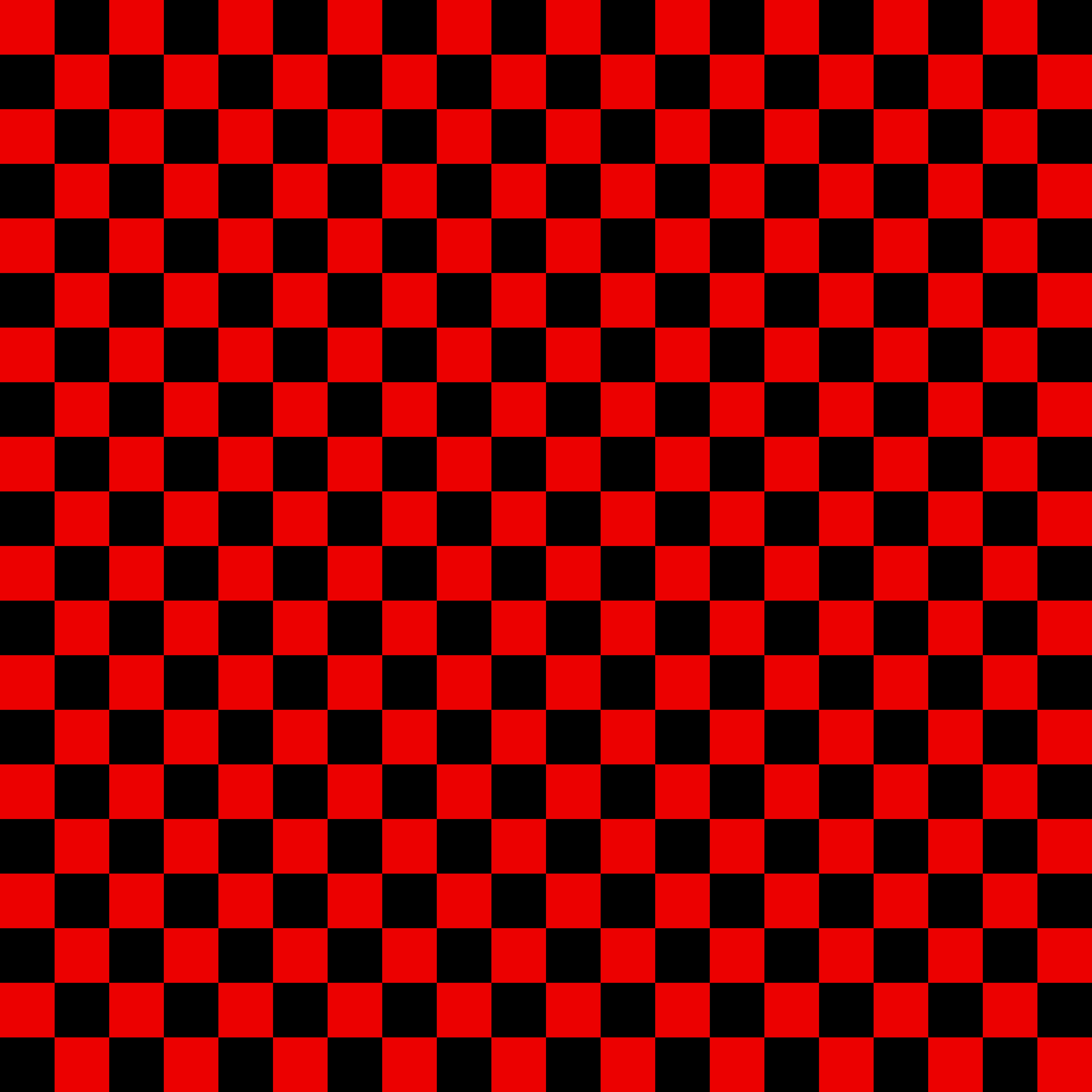 Checkerboard Red Clip Art