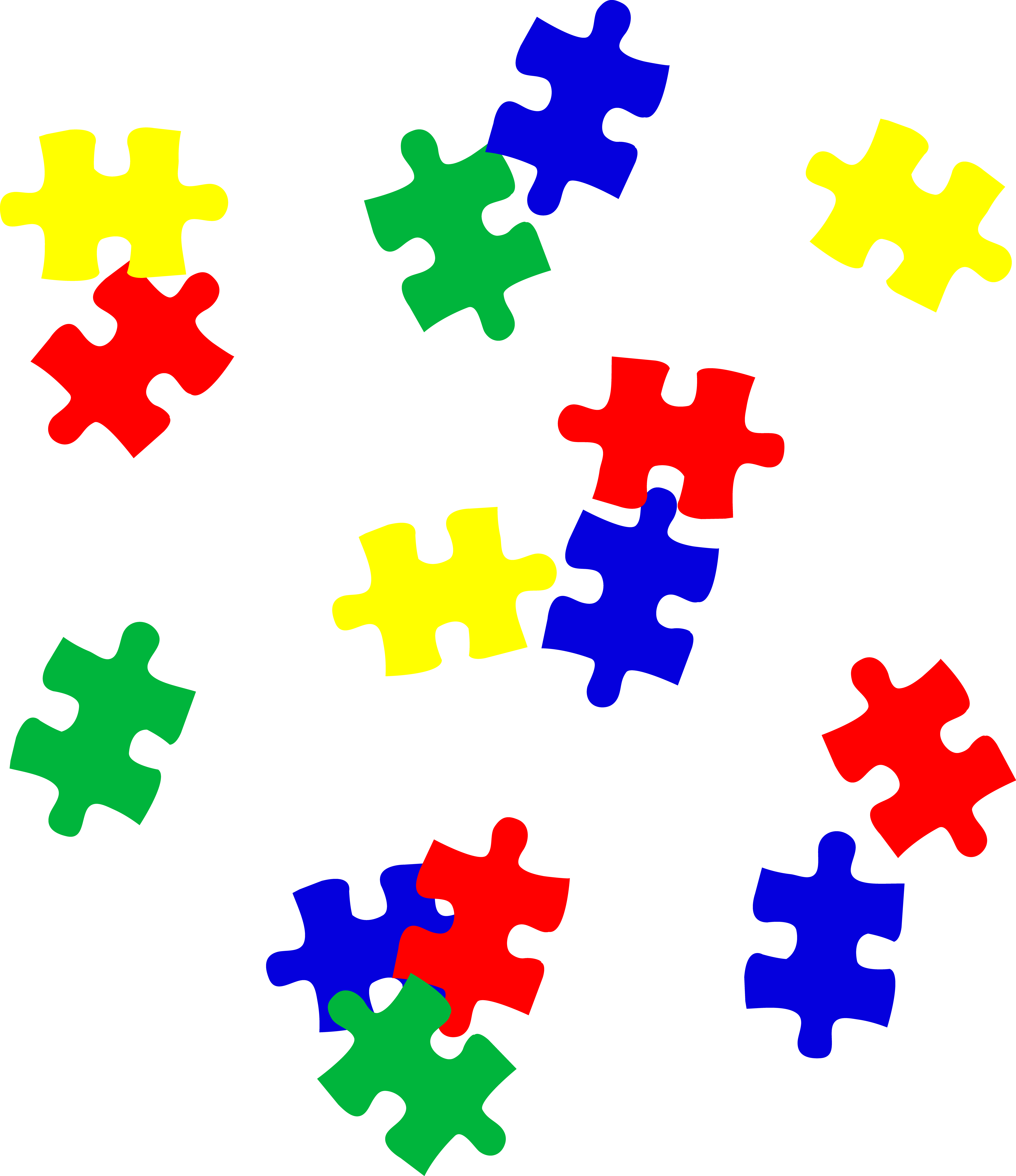 childrens puzzle pieces scattered clip art sweet clip art rh m sweetclipart com puzzle clip art for powerpoint slides puzzle clip art substance use prevention