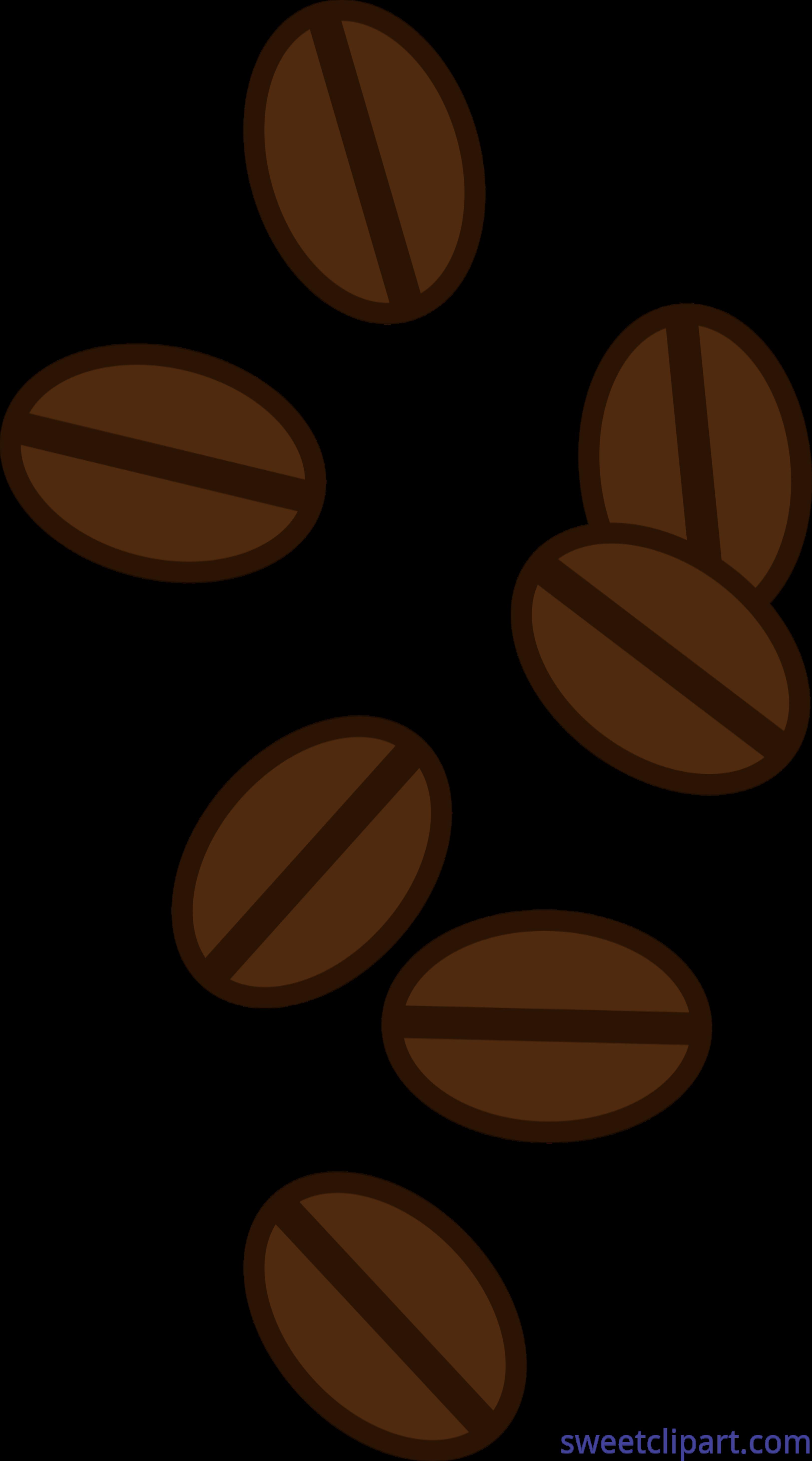 coffee beans clip art sweet clip art rh m sweetclipart com coffee bean clip art borders free coffee bean clipart black and white