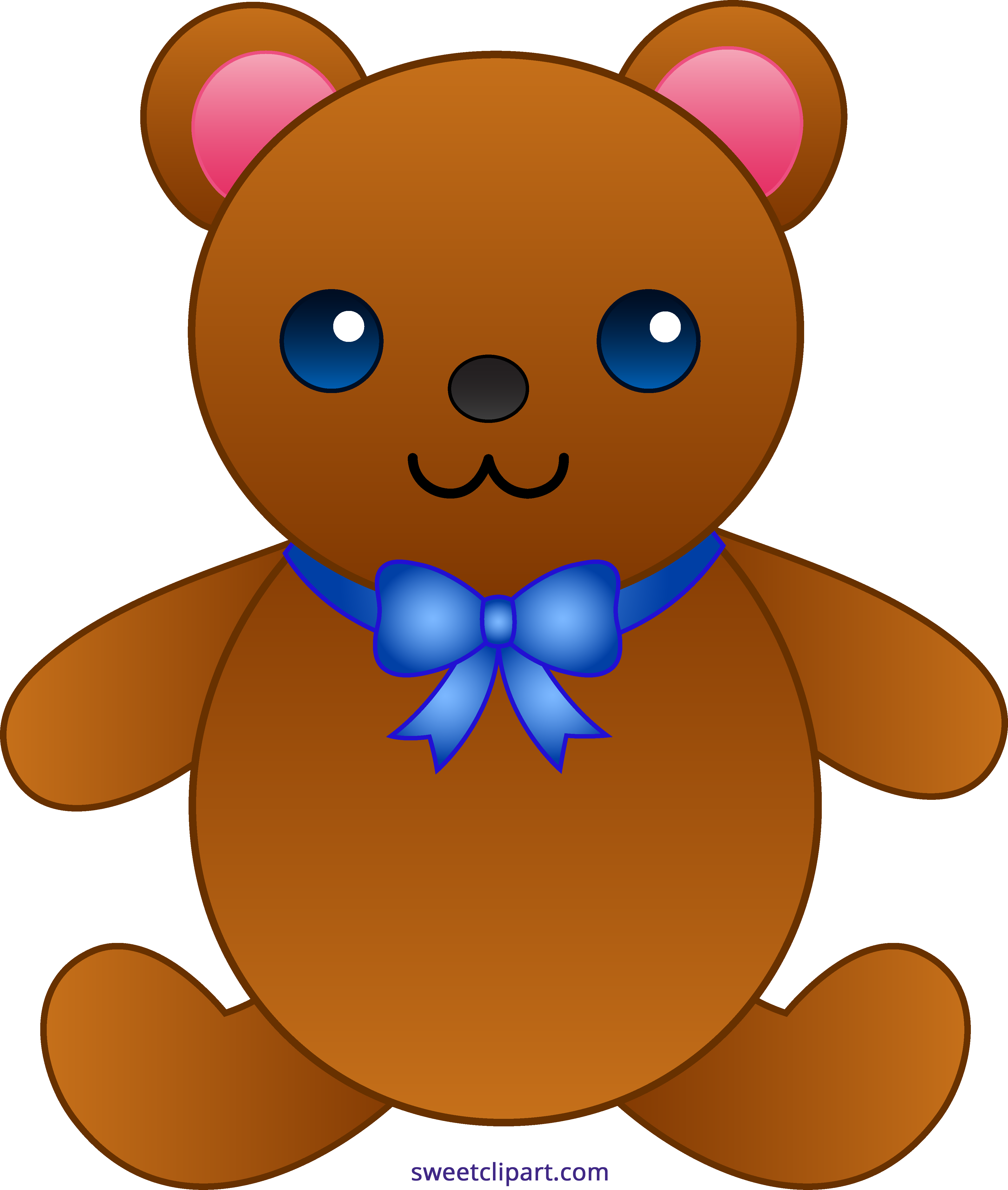 Cute teddy bear with bowtie clipart sweet clip art cute teddy bear with bowtie clipart voltagebd Choice Image