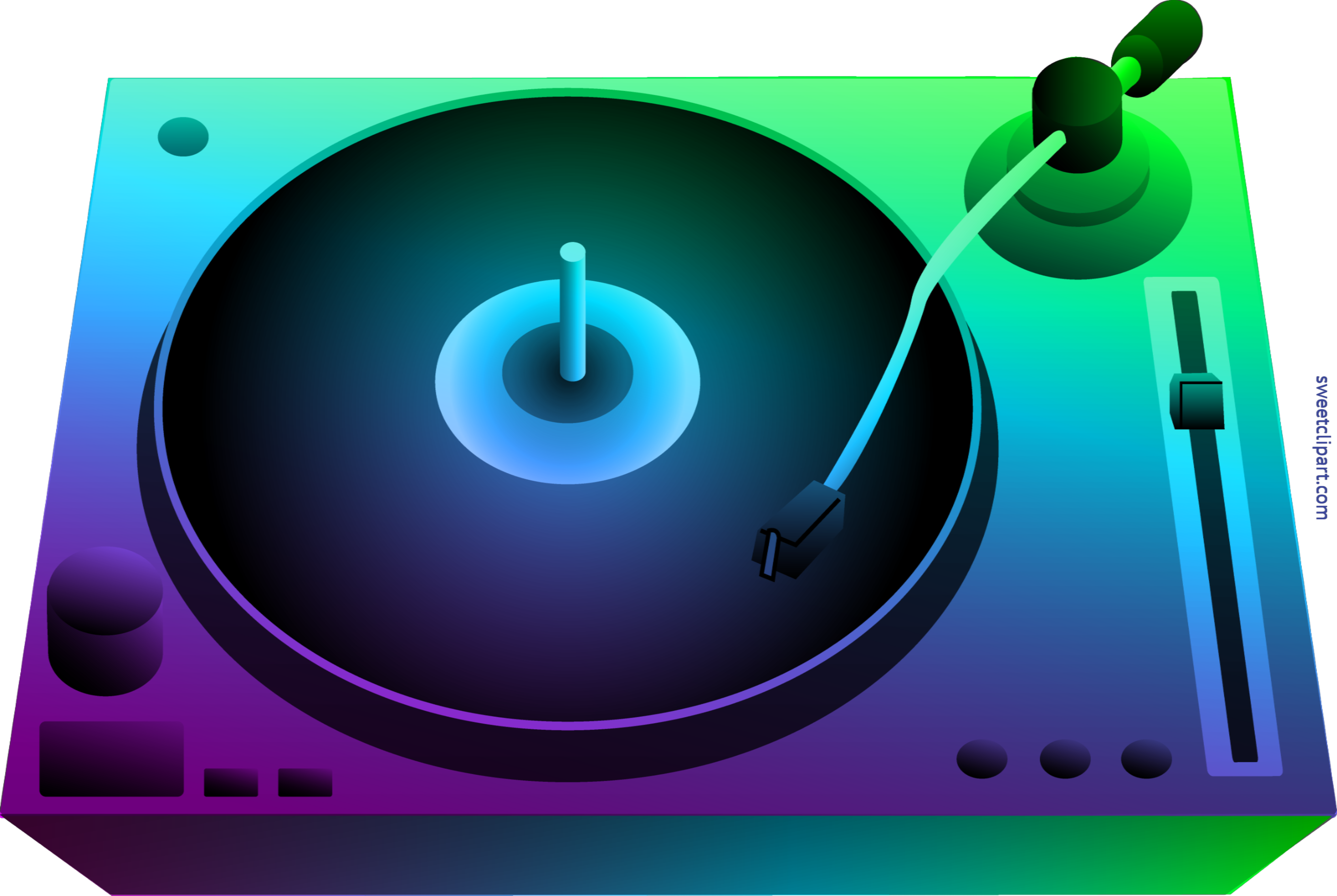 dj turntable neon light clip art sweet clip art rh m sweetclipart com dj turntable clipart turntable clipart