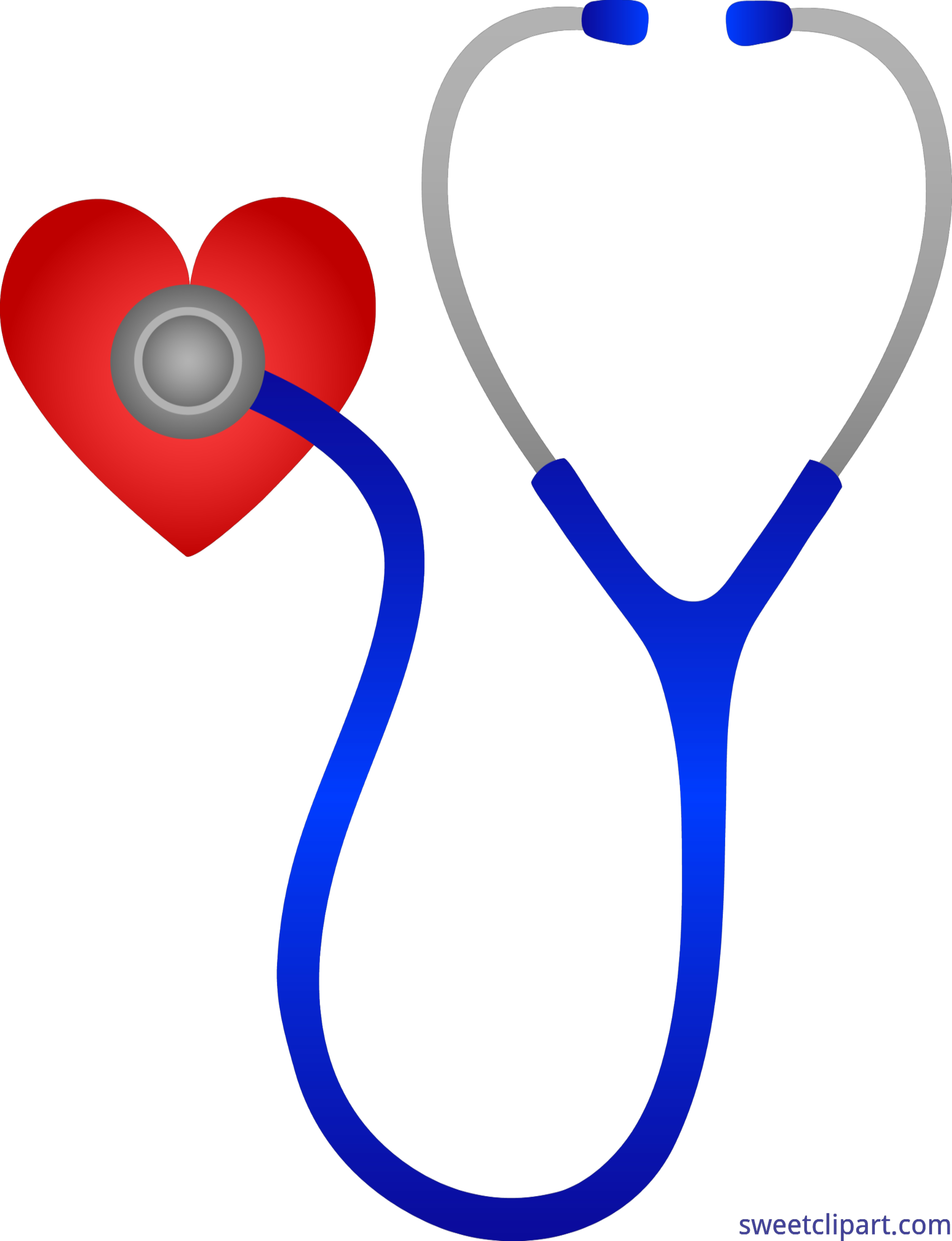 doctors stethoscope with heart clip art sweet clip art rh m sweetclipart com stethoscope clipart no background stethoscope clip art monogram
