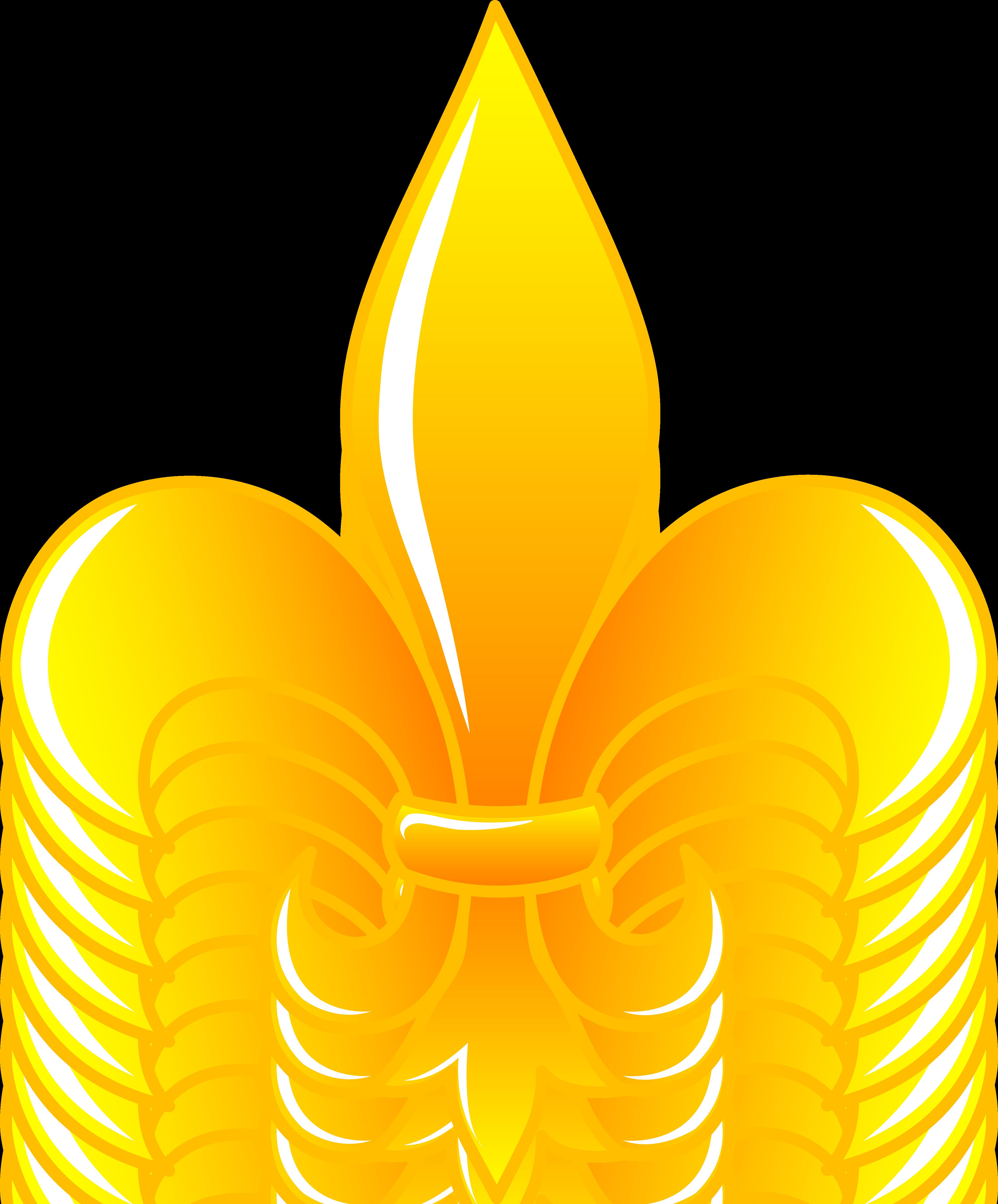 fleur de lis shiny gold clip art sweet clip art rh m sweetclipart com fleur de lis clipart free fleur de lis clip art free
