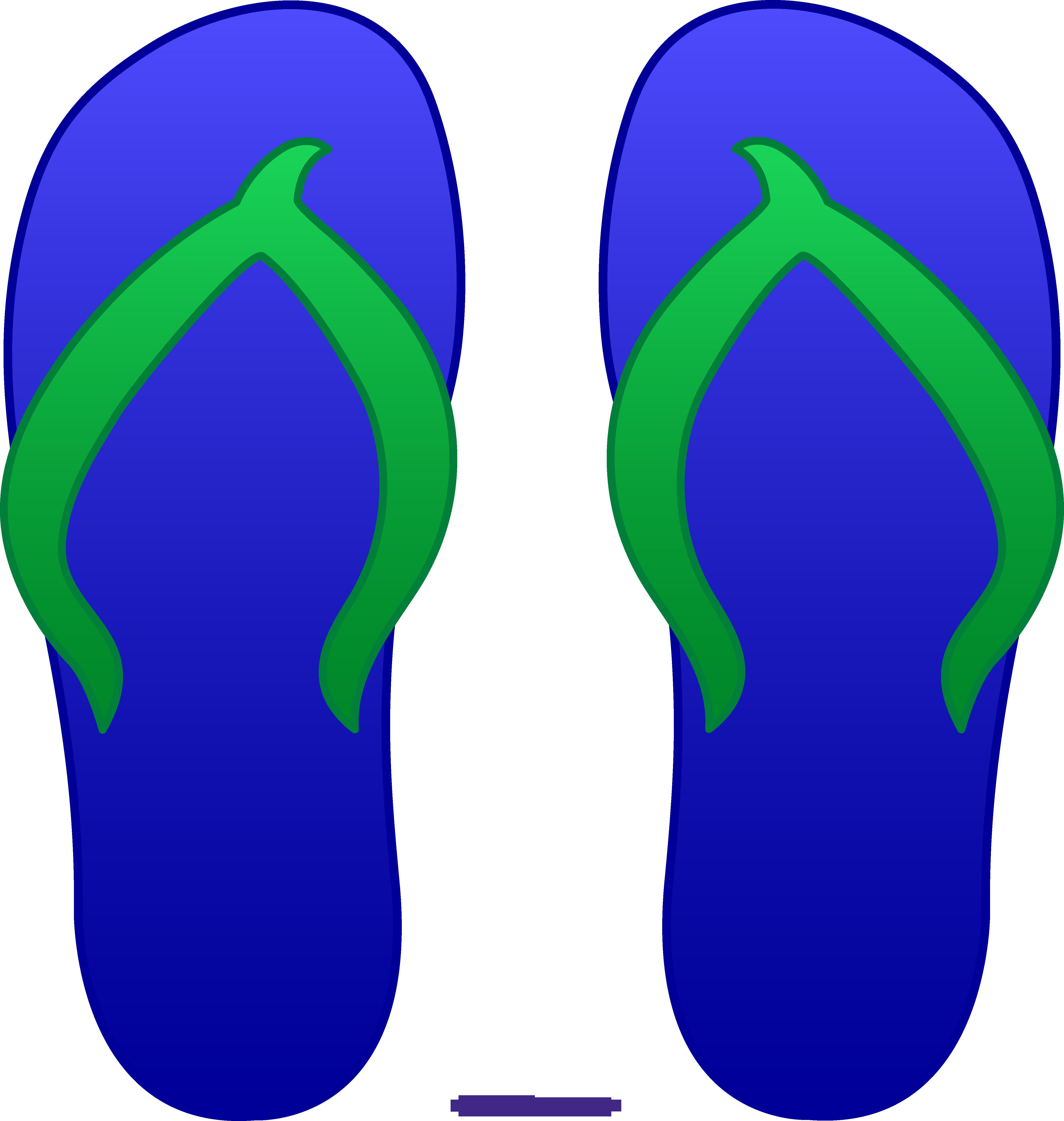 blue flip flops clipart sweet clip art rh m sweetclipart com flip flop clip art black and white flip flop clip art png