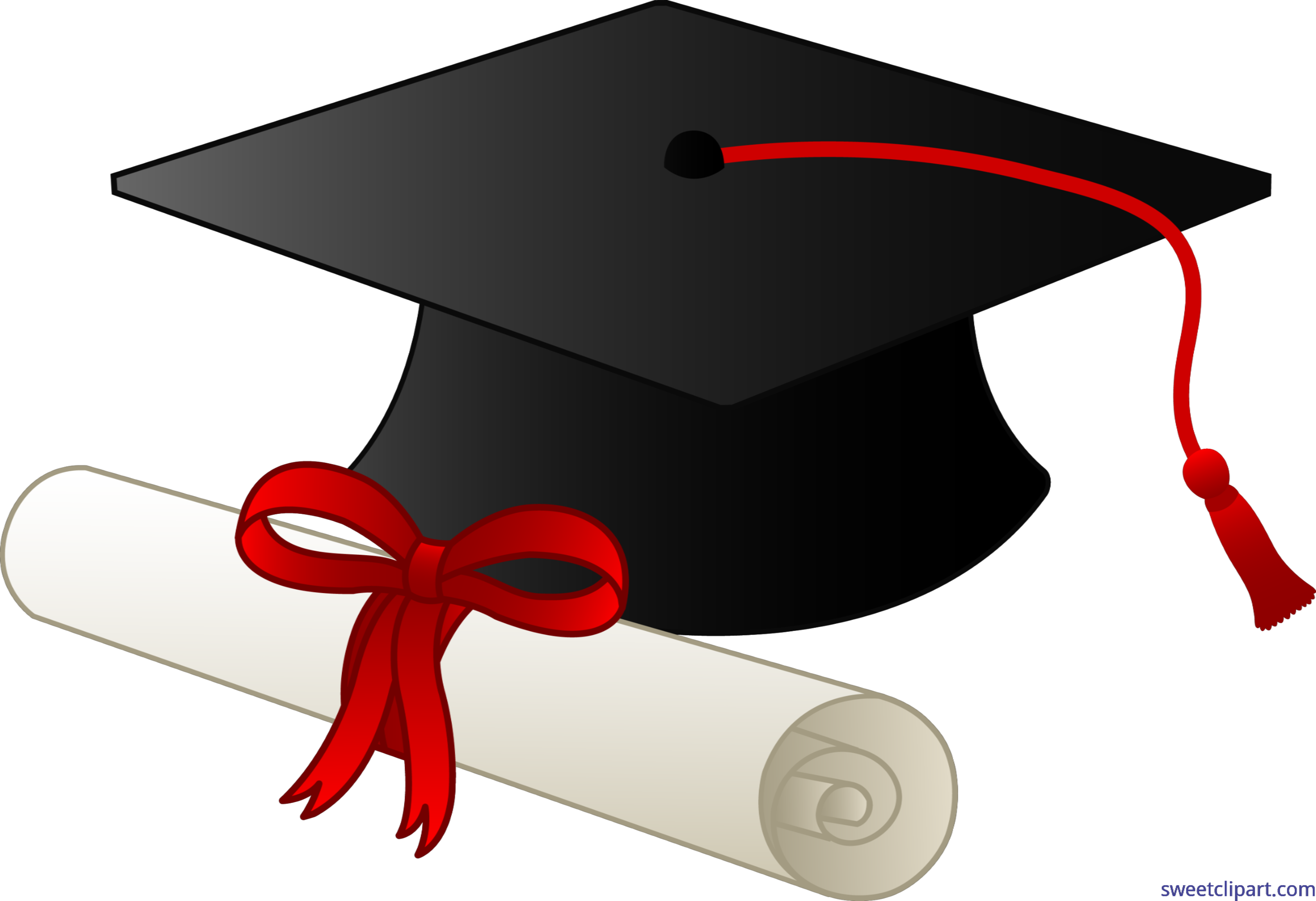 graduation cap and diploma clip art sweet clip art rh m sweetclipart com Diploma Clip Art Black and White diploma clipart free
