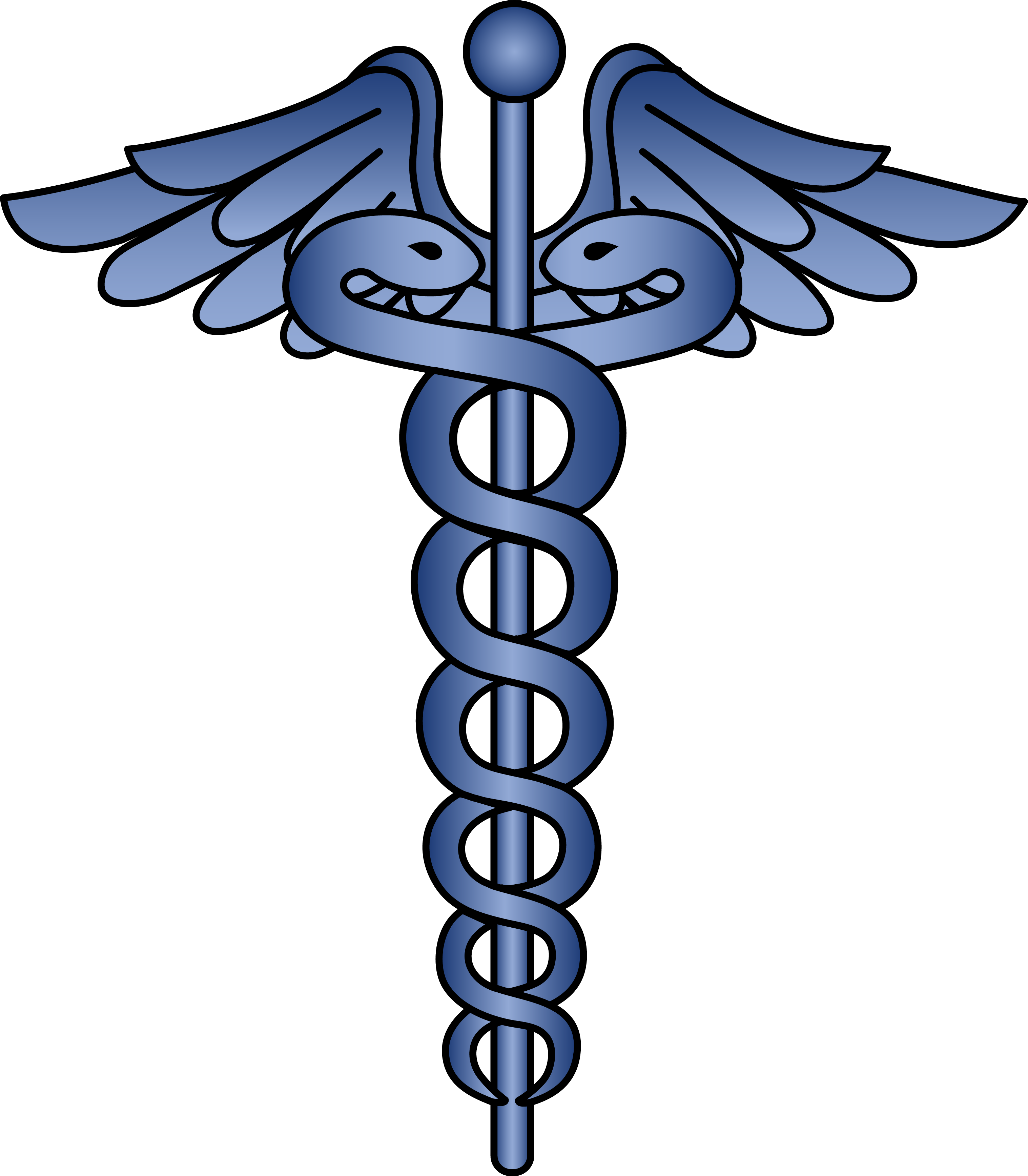 health legal caduceus logo blue clip art sweet clip art rh m sweetclipart com caduceus medical symbol clipart dental caduceus clipart