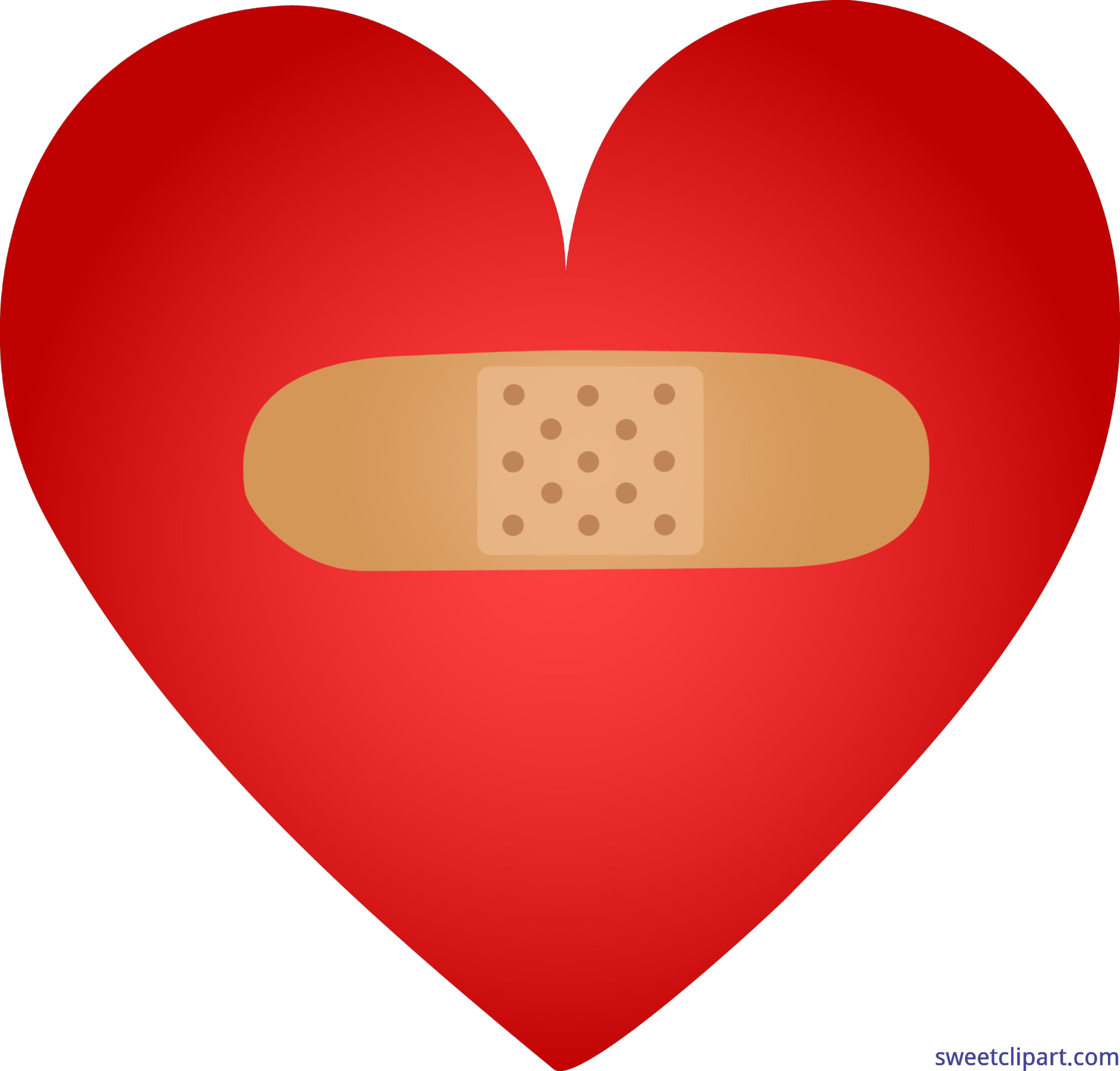 Image result for heart bandaid