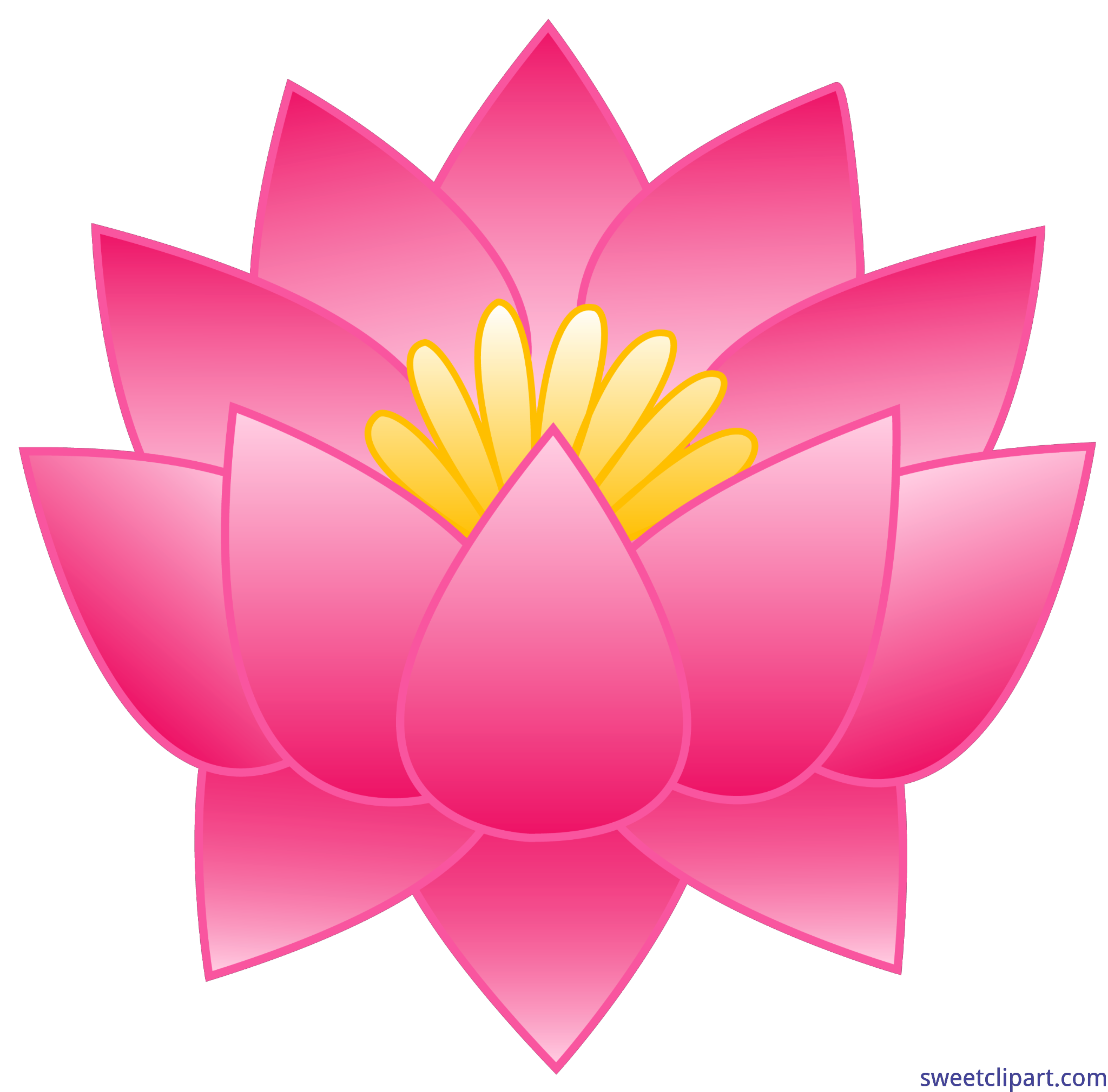 lotus flower pink clip art sweet clip art rh m sweetclipart com lotus flower clip art free download lotus flower outline clip art free