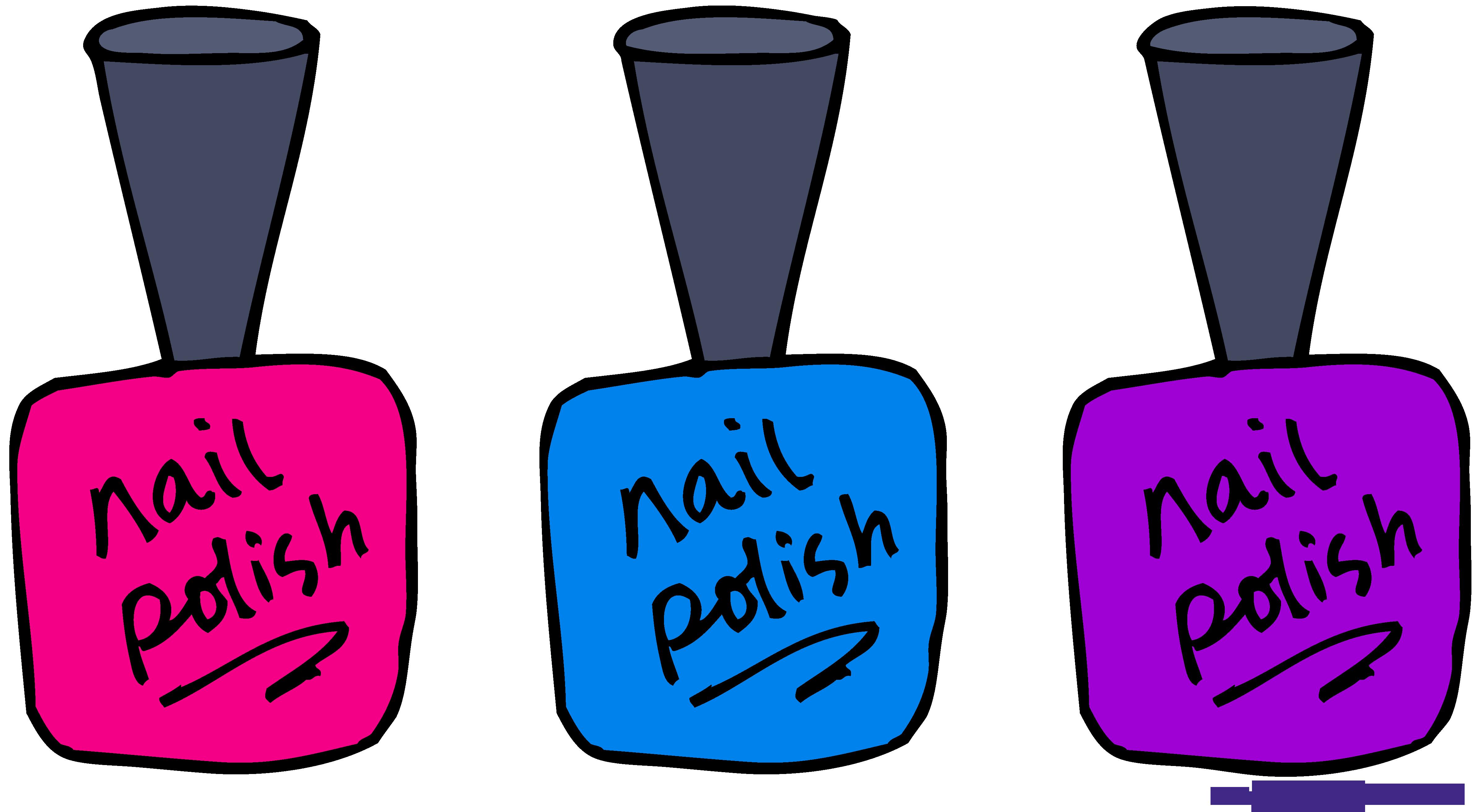 nail polish clip art clipart sweet clip art rh m sweetclipart com nail polish clip art border nail polish clipart black and white
