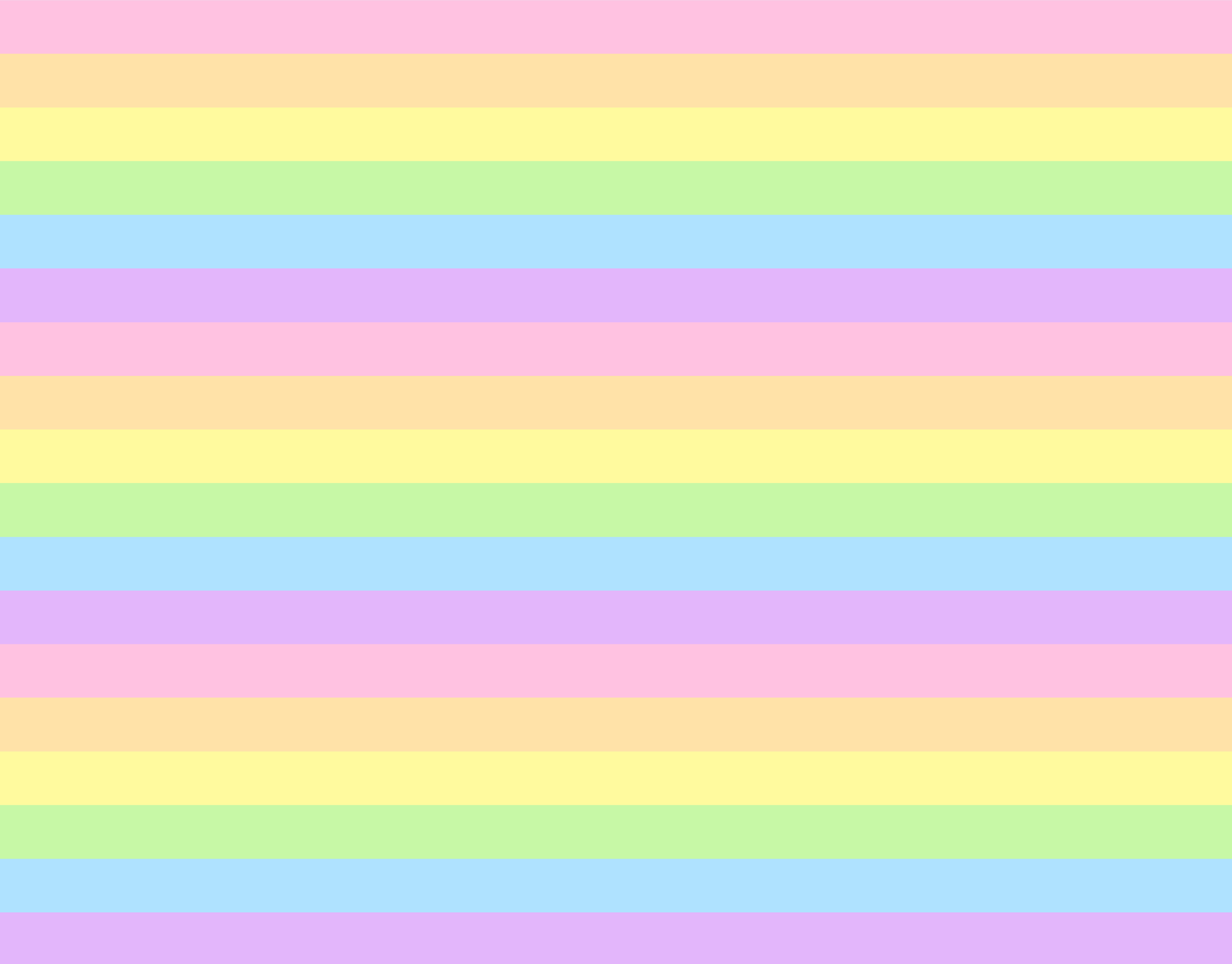 Rainbow Pastel Pattern Clip Art Sweet Clip Art