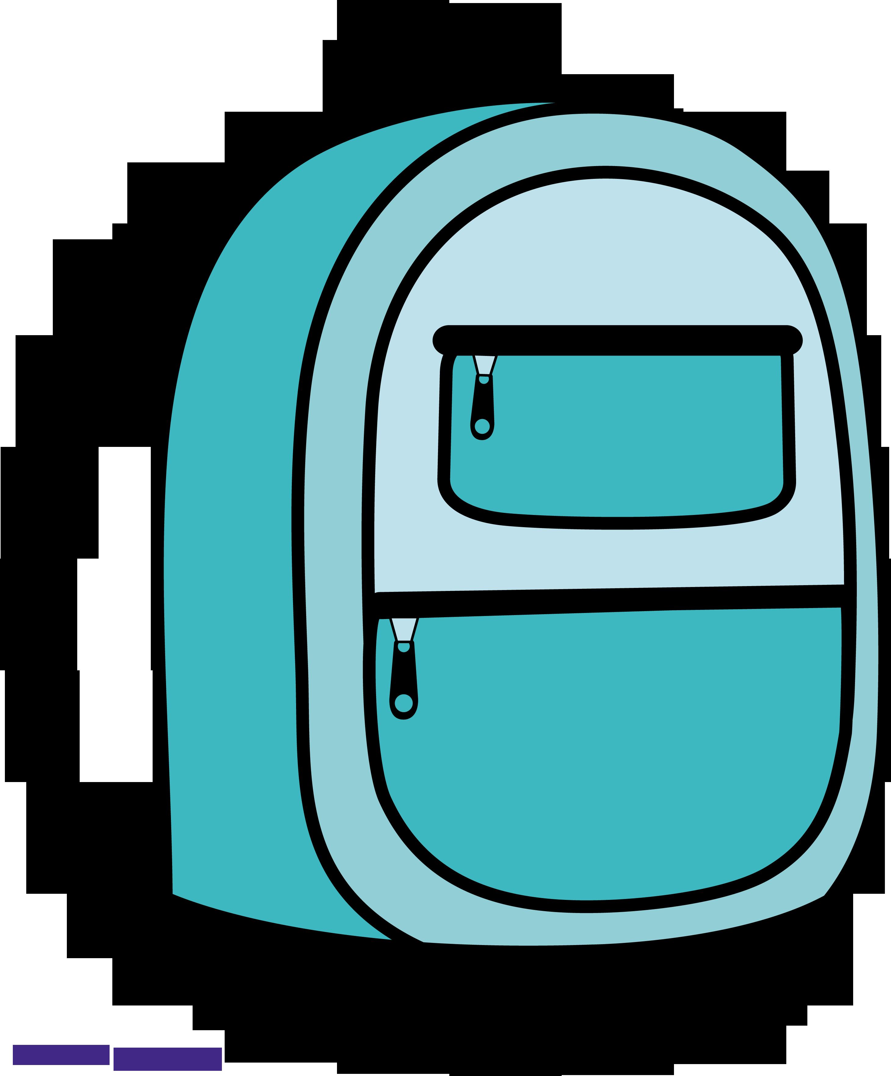 blue school backpack clipart sweet clip art rh m sweetclipart com backpack clipart transparent backpack clipart transparent