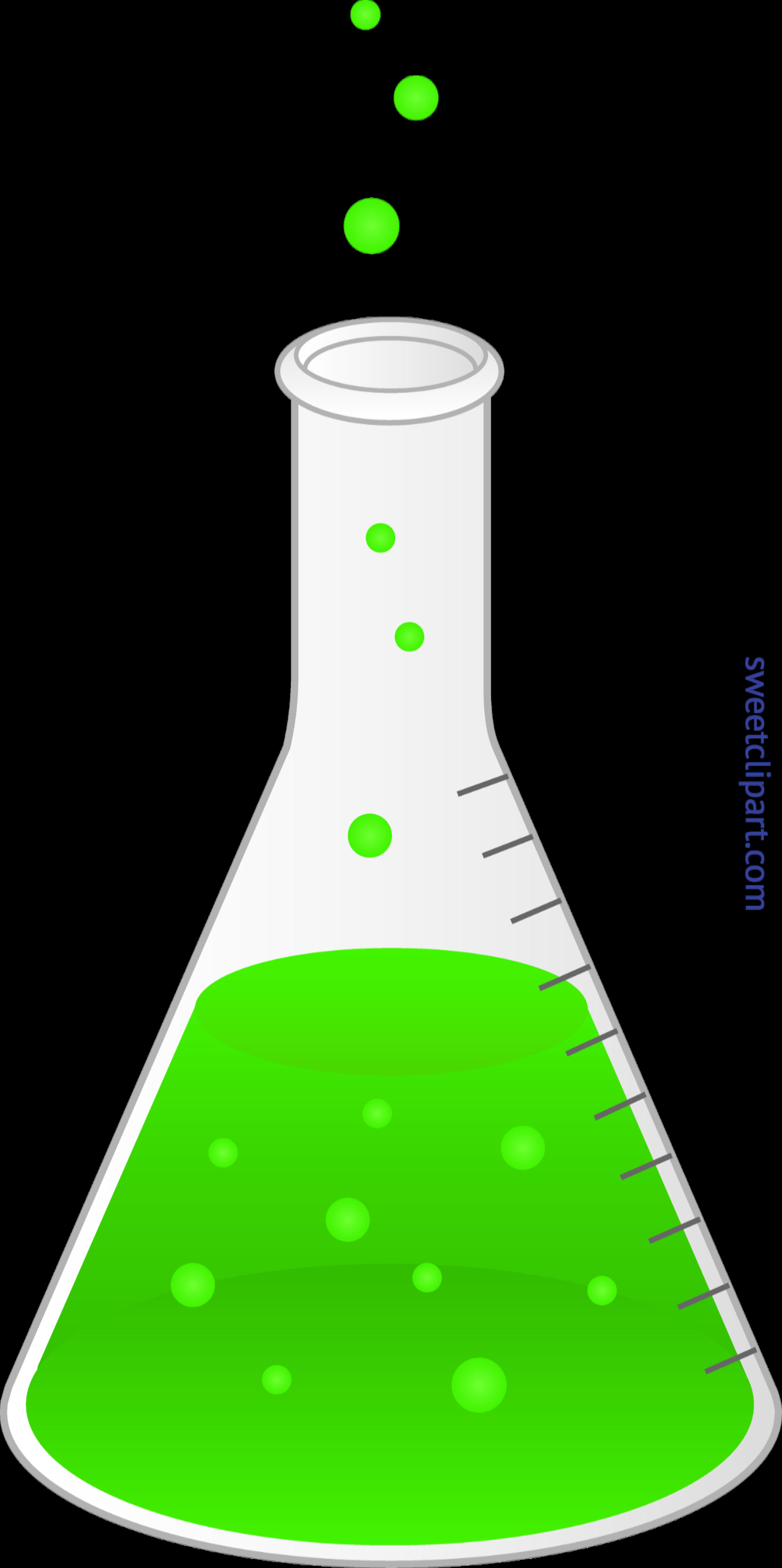 science flask green clip art sweet clip art rh m sweetclipart com Animal Science Clip Art Science Flask Clip Art