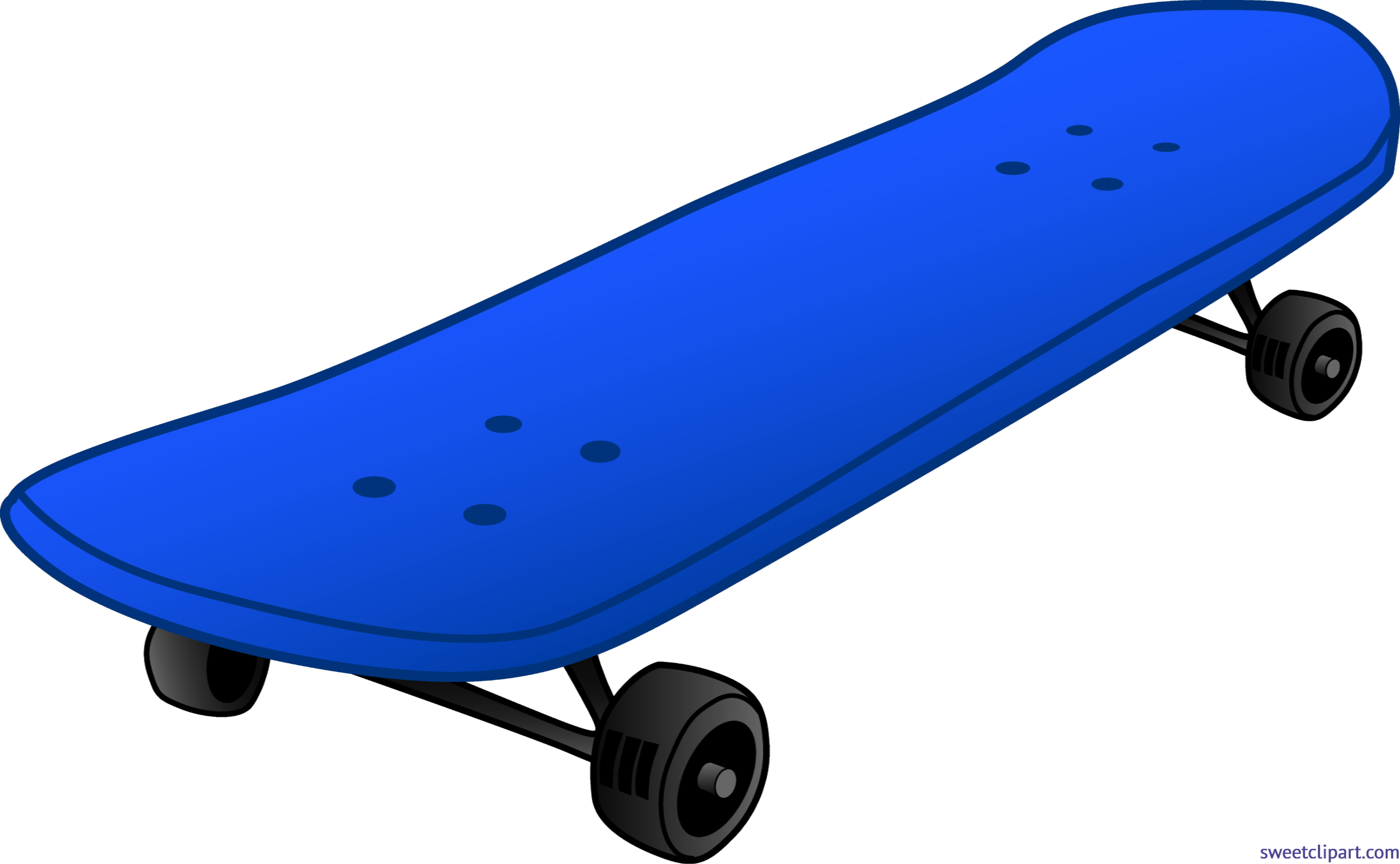 skateboard blue clip art sweet clip art rh m sweetclipart com skateboard clipart black and white skateboard clipart black and white