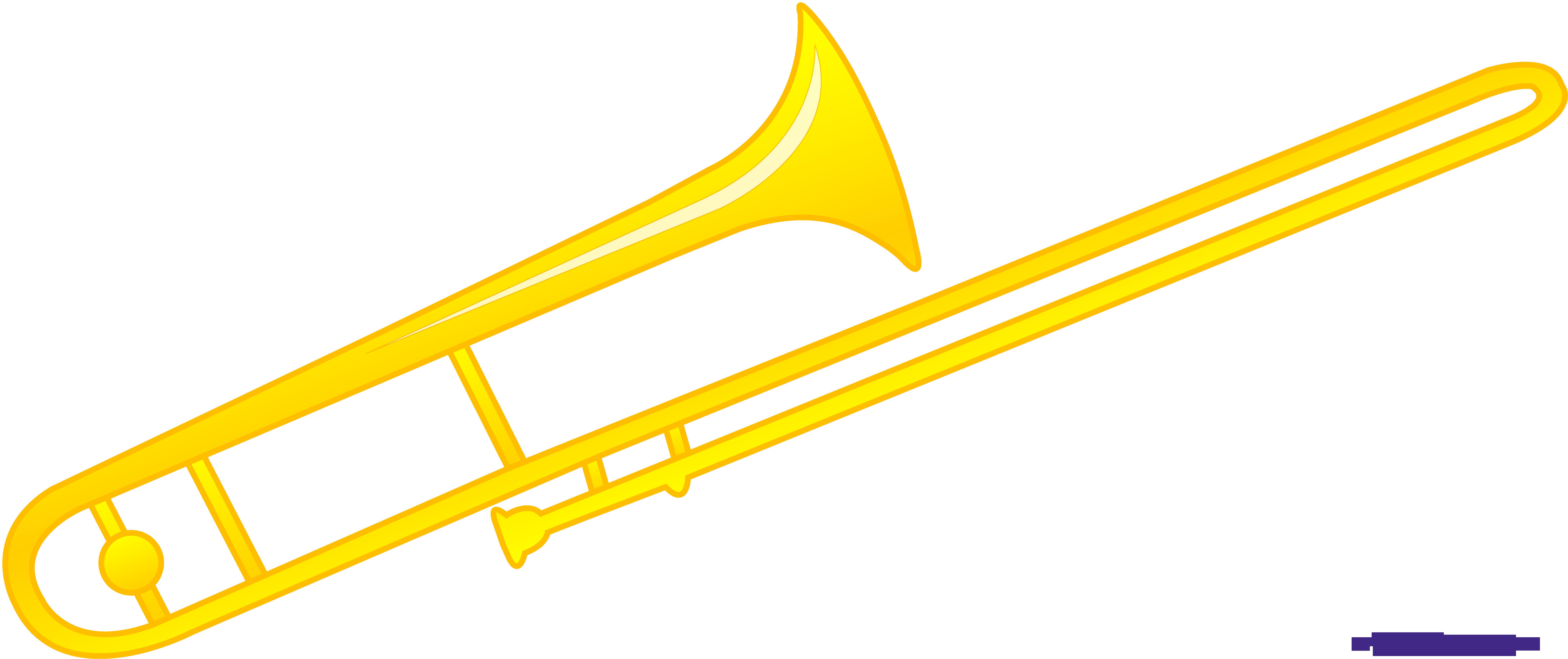trombone clipart sweet clip art rh m sweetclipart com clipart trombone papier trombone clipart black and white